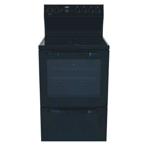 Wakefords Defy Freestanding ceran stove DSS498