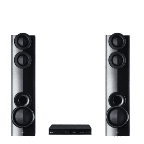 Wakefords LG DVD Home theatre system – LHD677